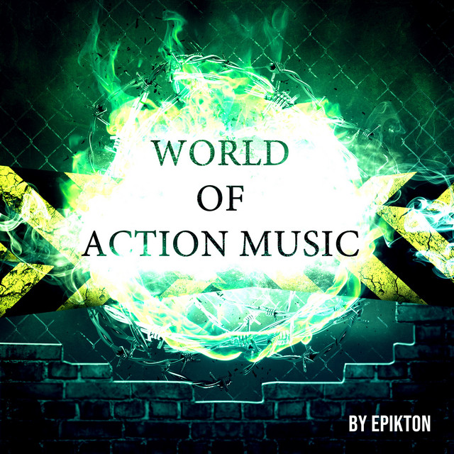 Nuevo álbum de Epikton: World of Action Music