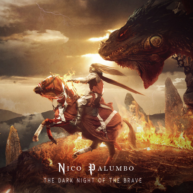 Nuevo álbum de Nico Palumbo: The Dark Night of the Brave