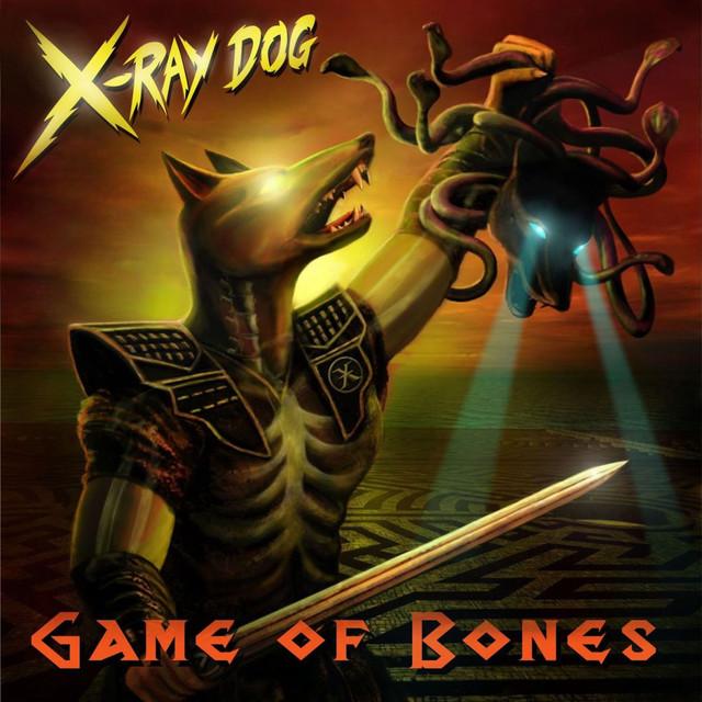 Nuevo álbum de X-Ray Dog: Game of Bones