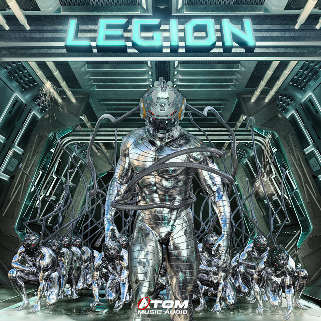 Nuevo álbum de Atom Music Audio: Legion