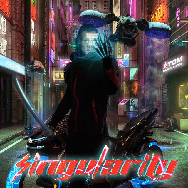 Nuevo álbum de Atom Music Audio: Singularity