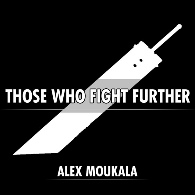 Nuevo single de Alex Moukala: Those Who Fight Further