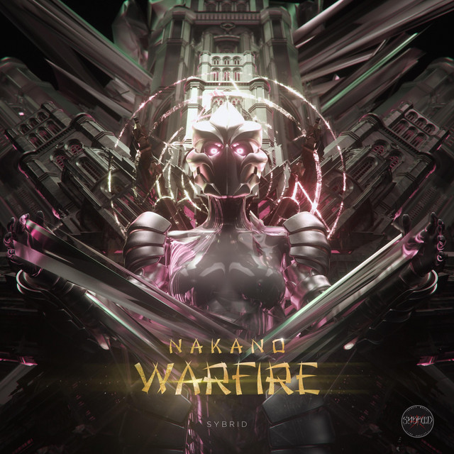 Nuevo single de Sybrid: Nakano Warfire