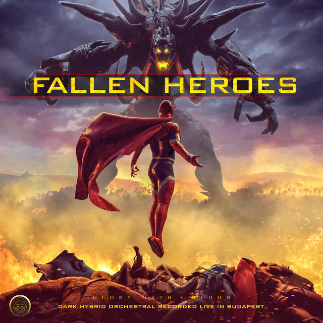 Nuevo álbum de Glory Oath + Blood: Fallen Heroes