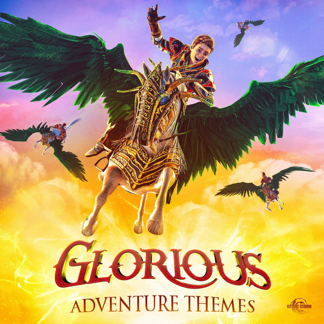 Nuevo álbum de Gothic Storm: Glorious Adventure Themes