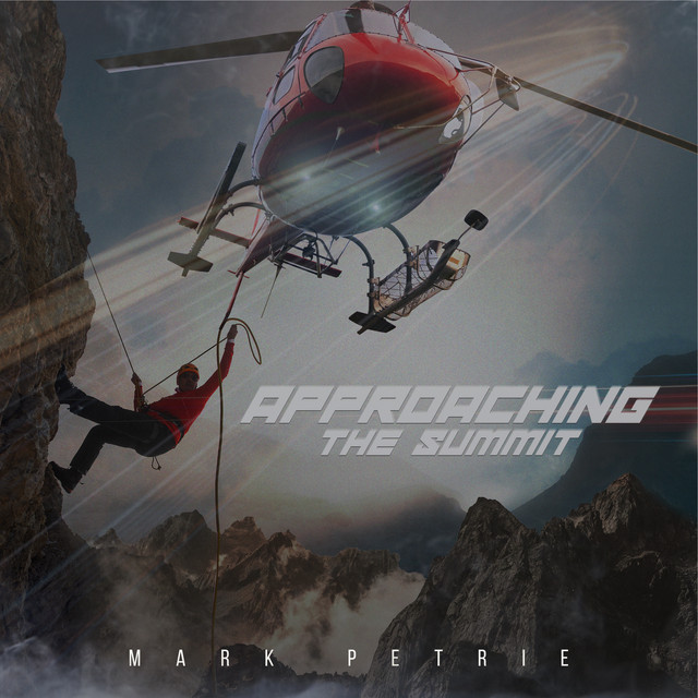Nuevo álbum de Mark Petrie: Approaching The Summit