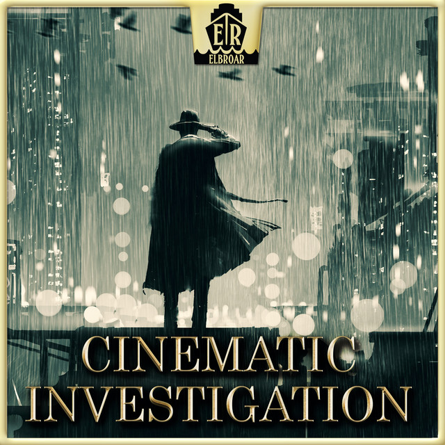 Nuevo álbum de Peter Jeremias: Cinematic Investigations