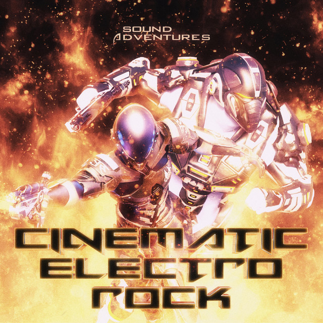 Nuevo álbum de Sound Adventures: Cinematic Electro Rock