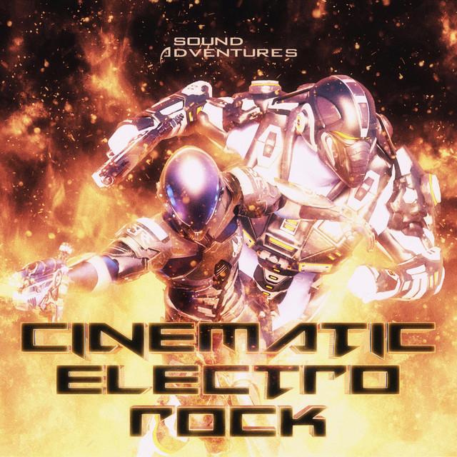 Nuevo álbum de Sound Adventures: Cinematic Electro Rock