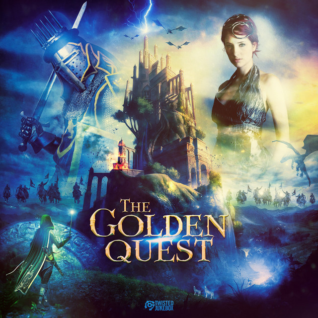 Nuevo álbum de Twisted Jukebox: The Golden Quest