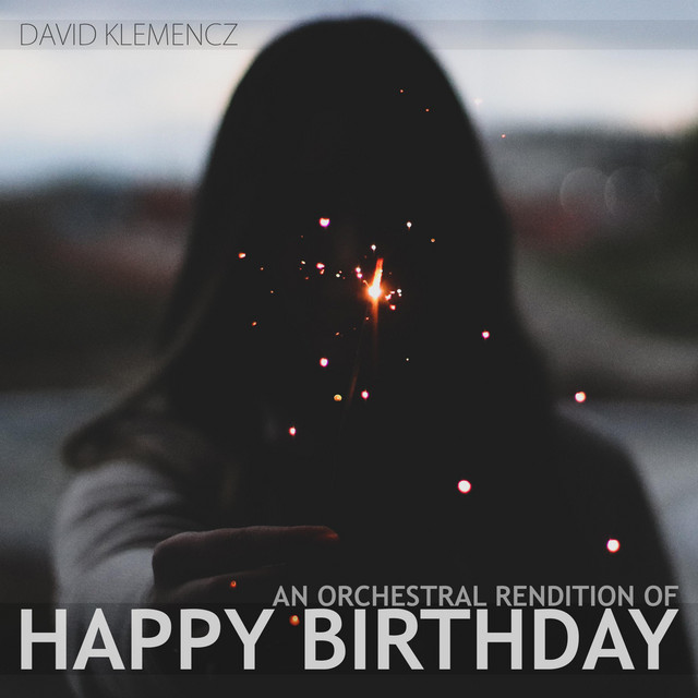 Nuevo single de David Klemencz: Happy Birthday