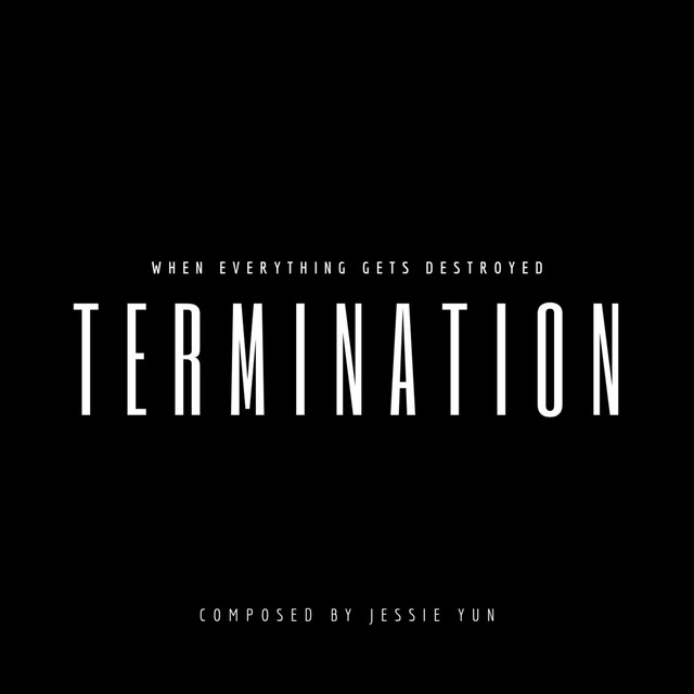 Nuevo single de Jessie Yun: Termination