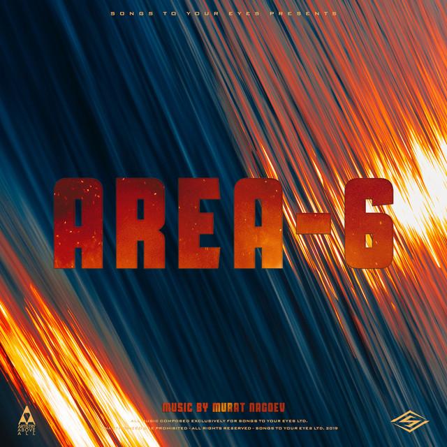 Nuevo álbum de Murat Nagoev: Area 6 (Heroic Hybrid Trailer Score)