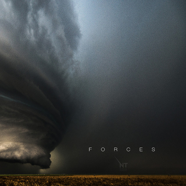 Nuevo álbum de NINJA TRACKS: Forces: Thunder