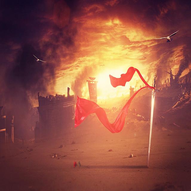 Nuevo single de Alan Lennon: Sacrifice