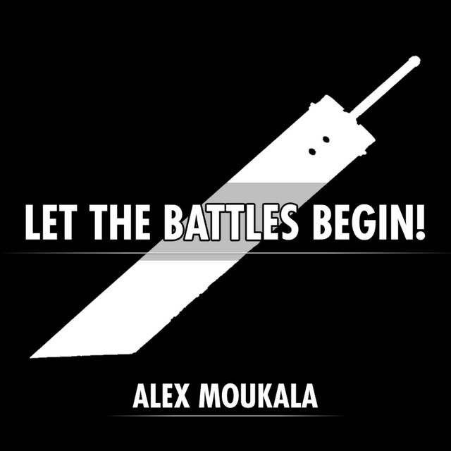Nuevo single de Alex Moukala: Let the Battles Begin!