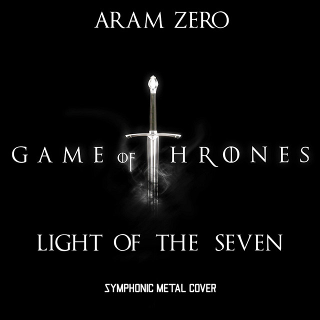 Nuevo single de Aram Zero: Light of the Seven