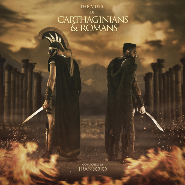 Nuevo single de Fran Soto: The Music of Carthaginians and Romans