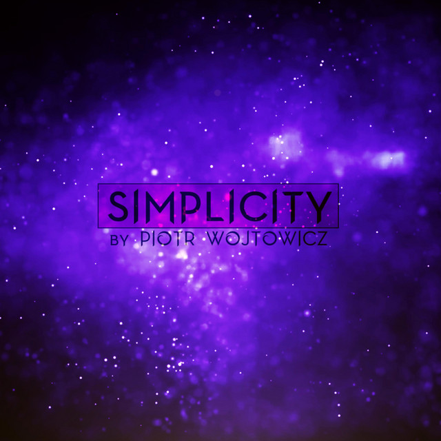 Nuevo single de Piotr Wójtowicz: Simplicity
