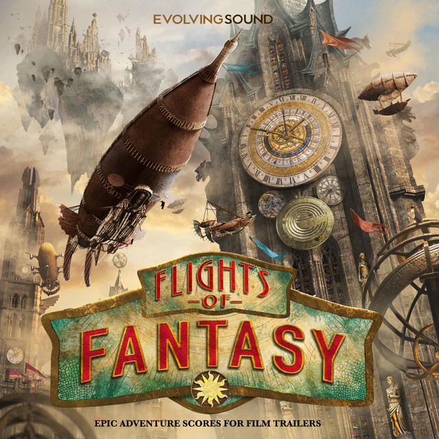 Nuevo álbum de Evolving Sound: Flights of Fantasy