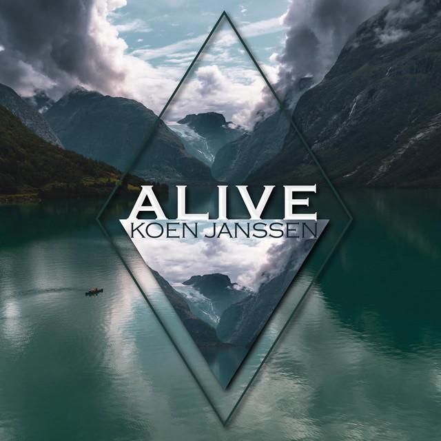 Nuevo álbum de Koen Janssen: Alive