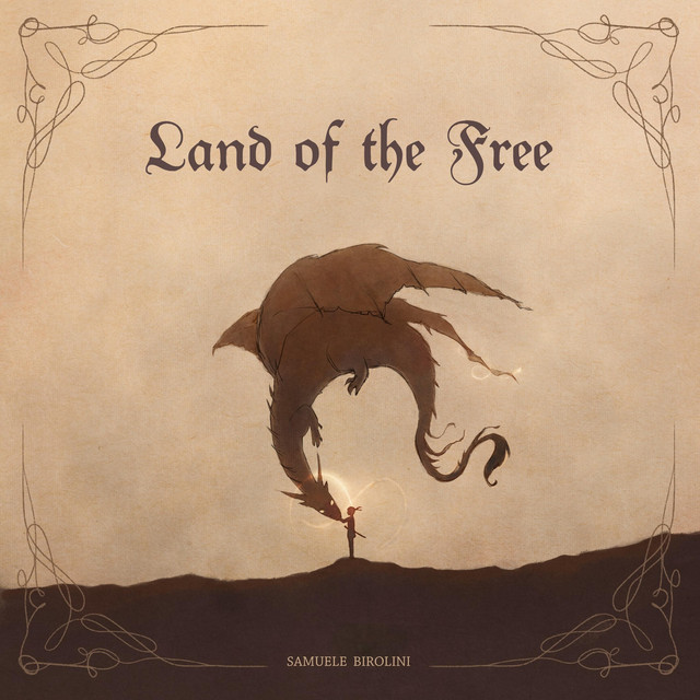Nuevo álbum de Samuele Birolini: Land of the Free