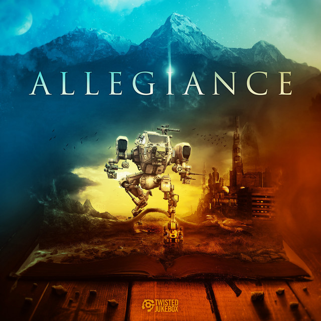Nuevo álbum de Twisted Jukebox: Allegiance
