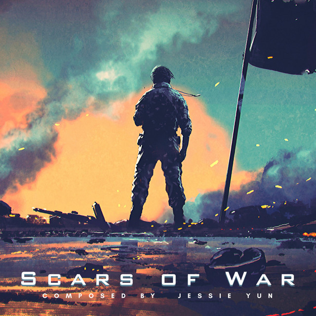 Nuevo single de Jessie Yun: Scars of War