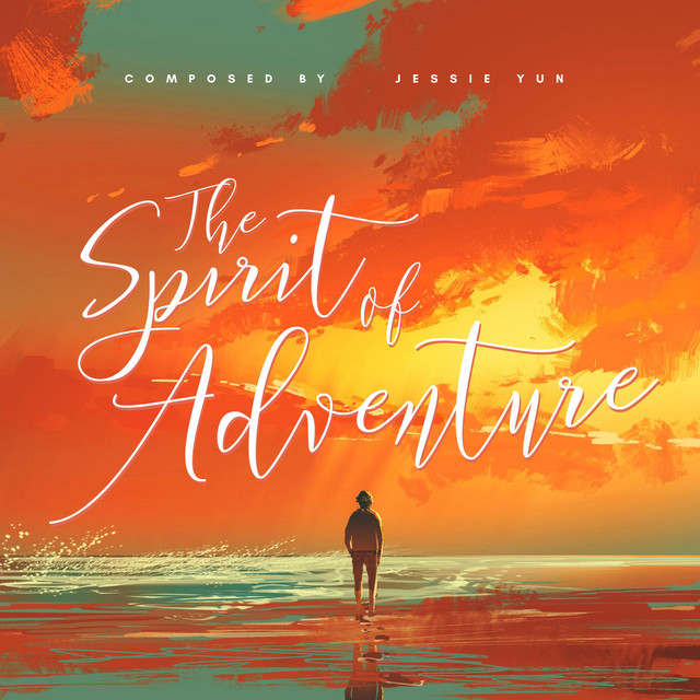 Nuevo single de Jessie Yun: The Spirit of Adventure