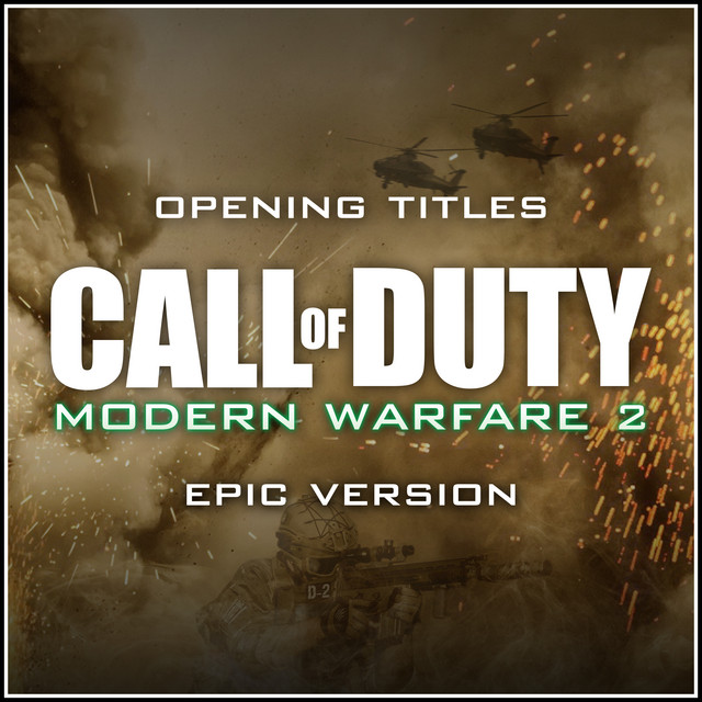 Nuevo single de L'Orchestra Cinematique: Opening Titles (from 'Call of Duty: Modern Warfare 2') [Epic Version]