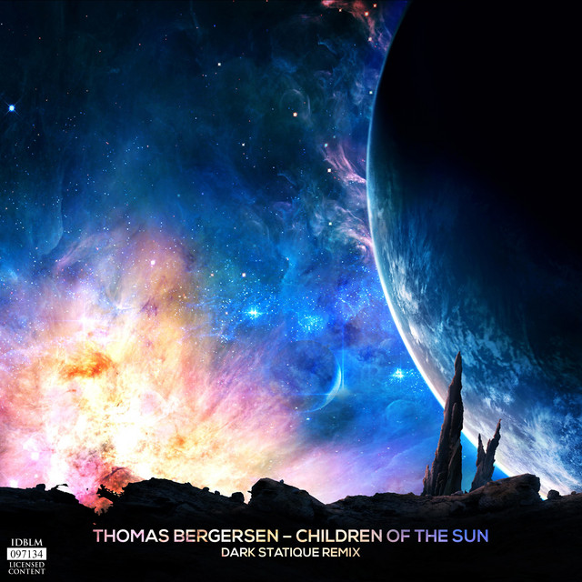 Nuevo single de Thomas Bergersen: Children of the Sun (Dark Statique Remix)
