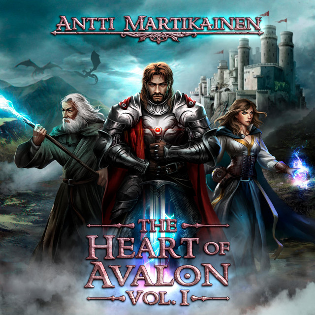 Nuevo álbum de Antti Martikainen: The Heart of Avalon, Vol. 1