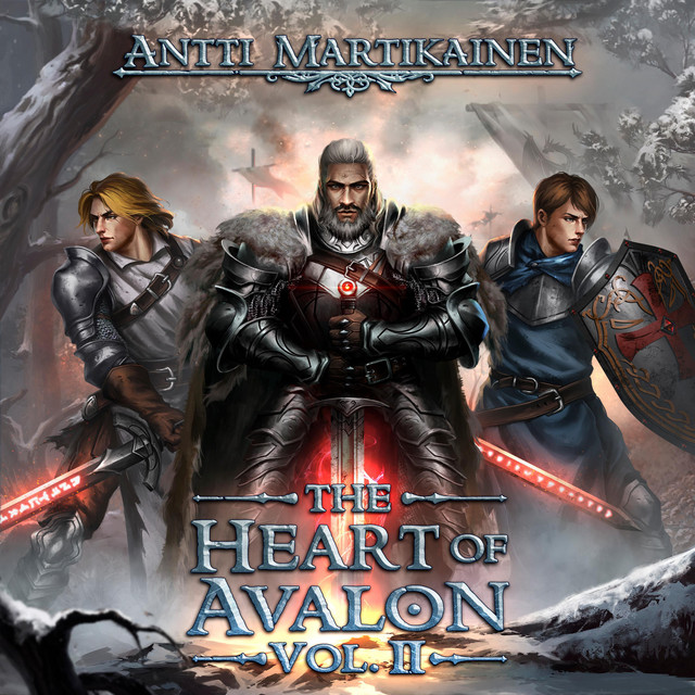 Nuevo álbum de Antti Martikainen: The Heart of Avalon, Vol. 2