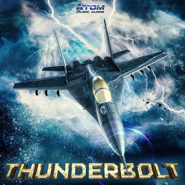 Nuevo álbum de Atom Music Audio: Thunderbolt