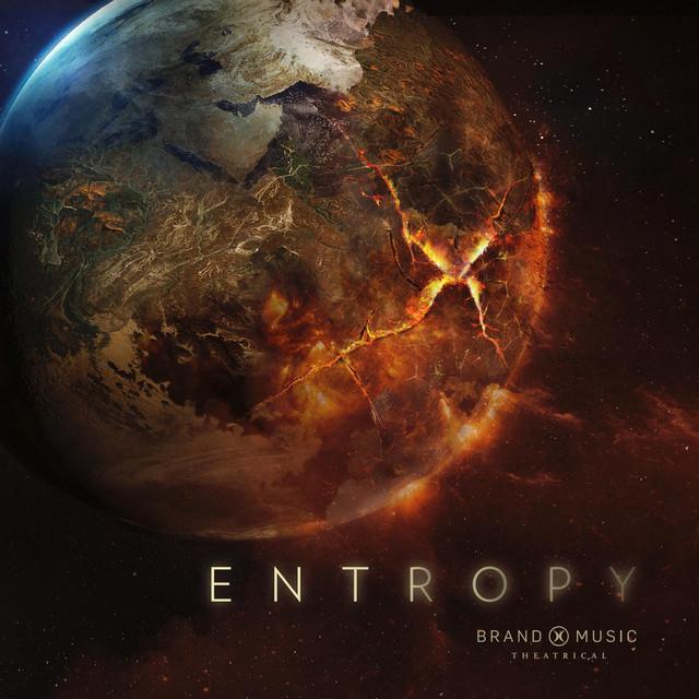 Nuevo álbum de Brand X Music: Entropy