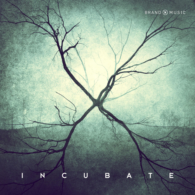 Nuevo álbum de Brand X Music: Incubate