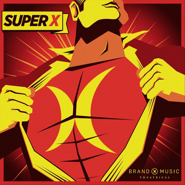 Nuevo álbum de Brand X Music: Super X