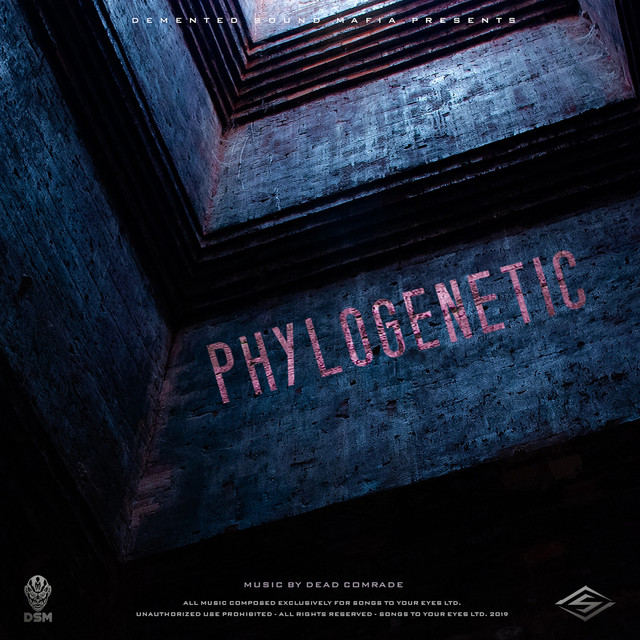 Nuevo álbum de Dead Comrade: Demented Sound Mafia Presents: Phylogenetic