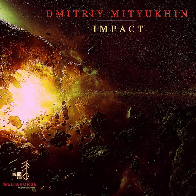 Nuevo álbum de Dmitriy Mityukhin: Impact