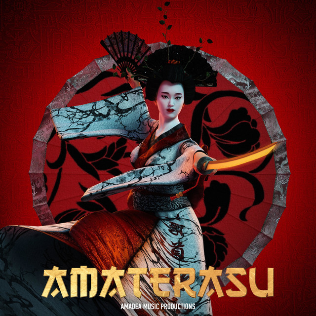 Nuevo álbum de Jonathan Mayer, Frederic Tesier & Amadea Music Productions: Amaterasu