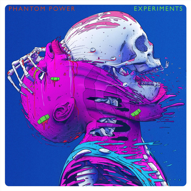 Nuevo álbum de Phantom Power: Experiments