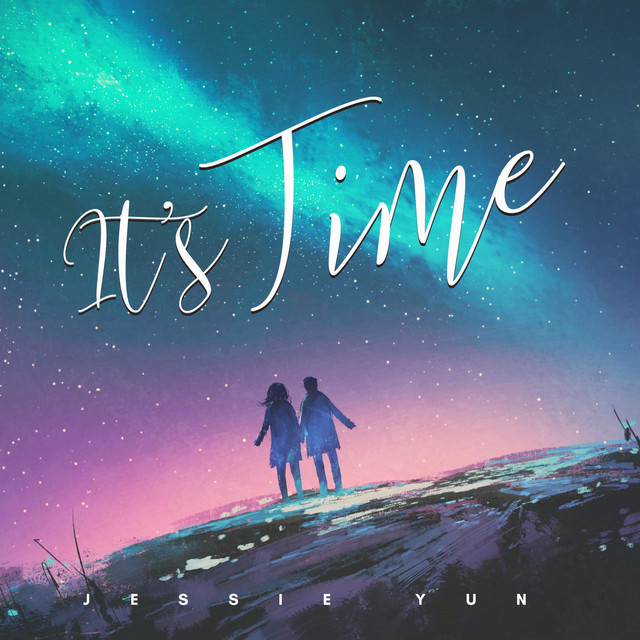 Nuevo single de Jessie Yun: It's Time
