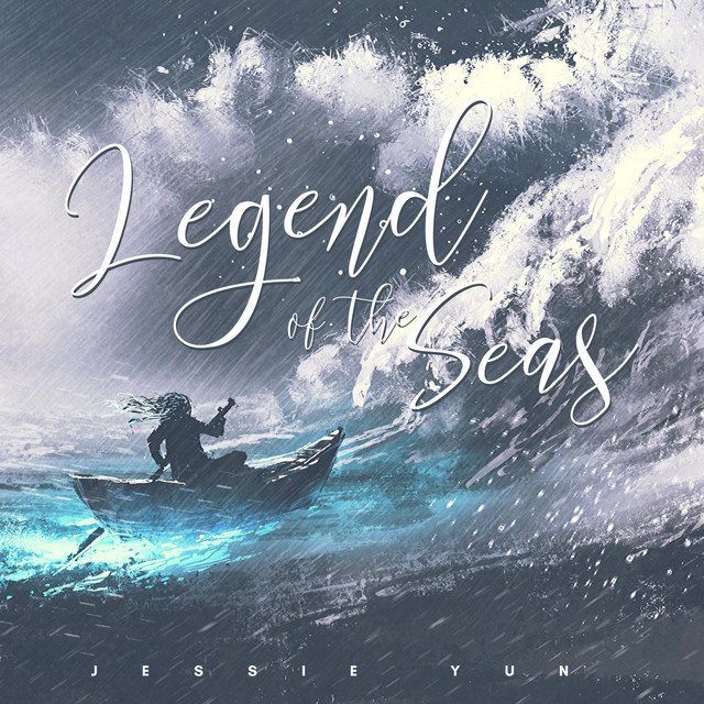 Nuevo single de Jessie Yun: Legend of the Seas