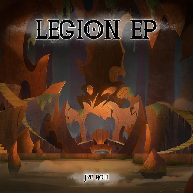 Nuevo single de Jyc Row: Legion