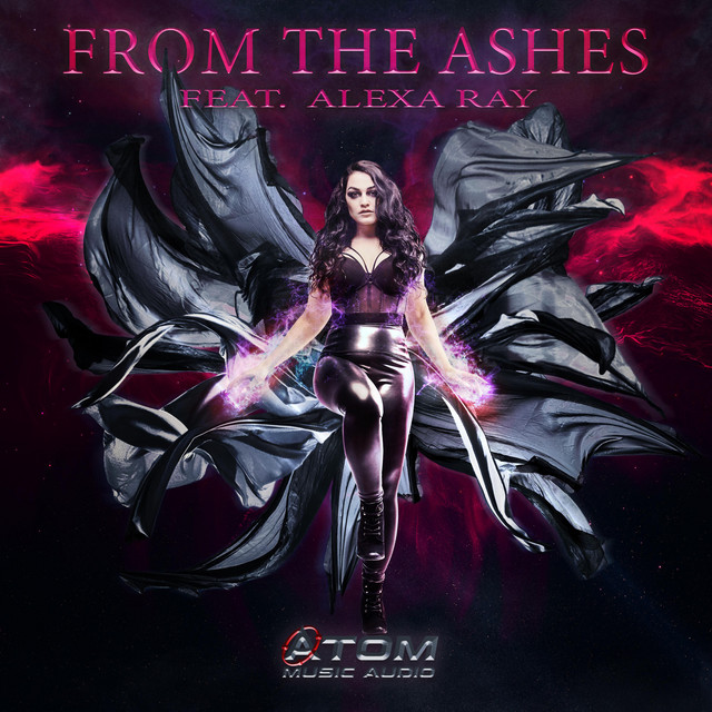 Nuevo álbum de Atom Music Audio: From the Ashes