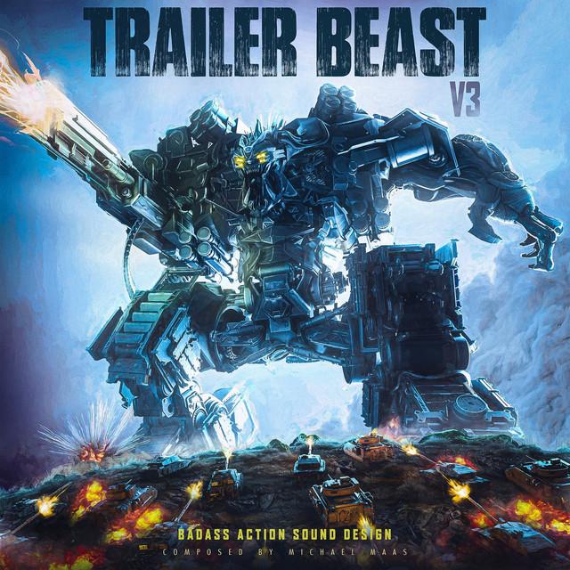 Nuevo álbum de Michael Werner Maas: Trailer Beast, Vol. 3