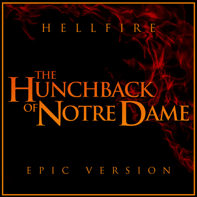 Nuevo single de L'Orchestra Cinematique: Hellfire - The Hunchback of Notre Dame (Epic Version)
