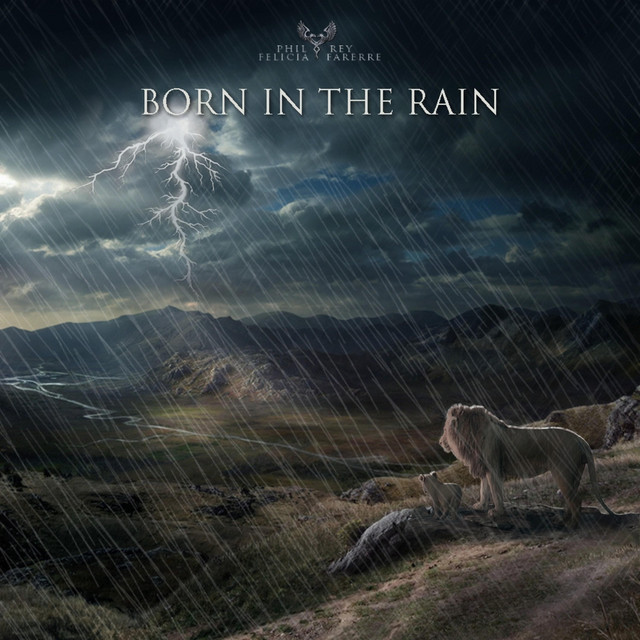Nuevo single de Phil Rey & Felicia Farerre: Born in the Rain