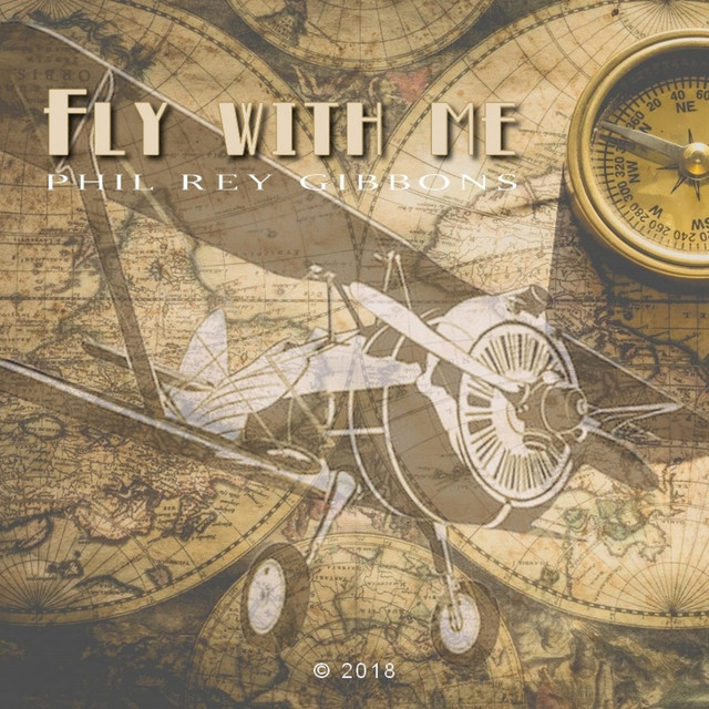 Nuevo single de Phil Rey: Fly With Me