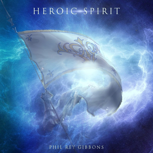 Nuevo single de Phil Rey: Heroic Spirit